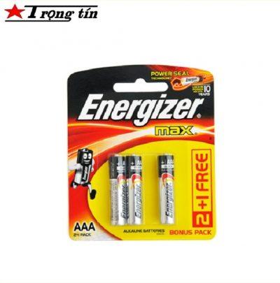 pin aaa energizer vỉ 3 viên