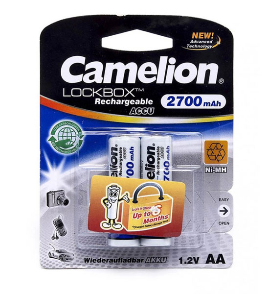 pin camelion 2700