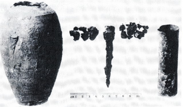 Pin thời cổ đại - pin Parthian - pin Trọng Tín - pin chính hãng