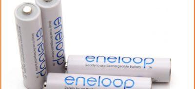 Pin máy ảnh Eneloop - Pin Trọng Tín