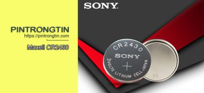 pin sony cr2430