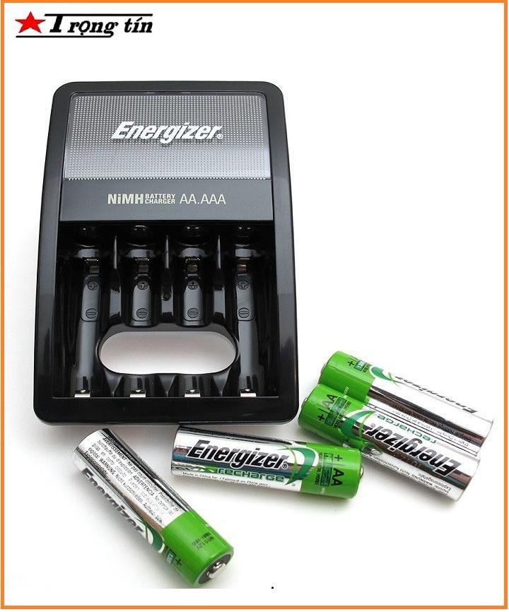 Bộ sạc pin Energizer - pin máy ảnh Energizer