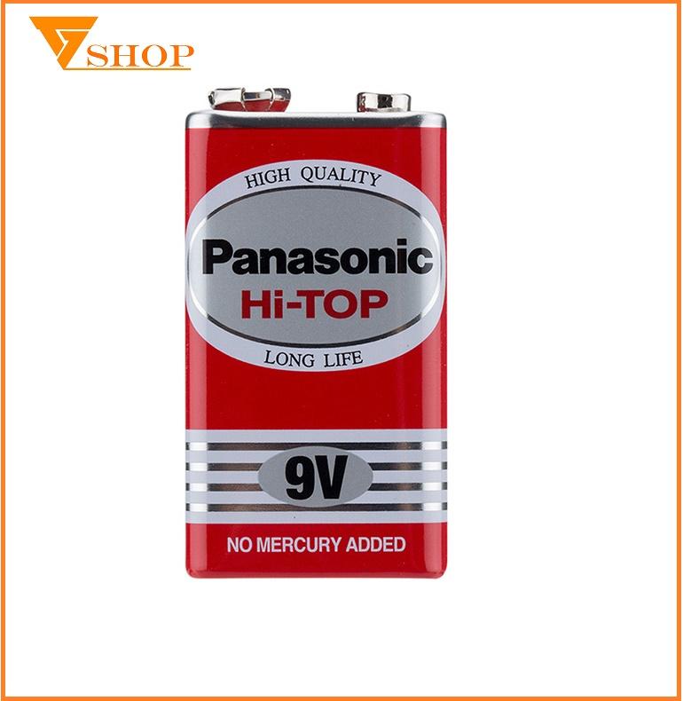 Pin vuong 9v Panasonic