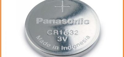 Pin Cr1632 Panasonic - cr1616, cr1620, cr1632