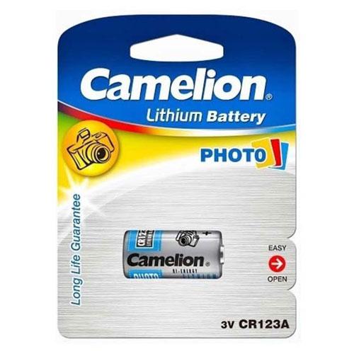 Cr123a camelion