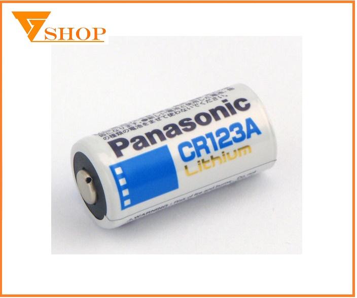 Pin Panasonic CR123a chính hãng