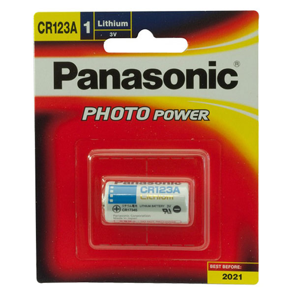 Pin CR123 Panasonic 3v