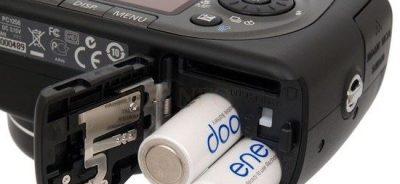 Pin máy ảnh - pin sạc Eneloop