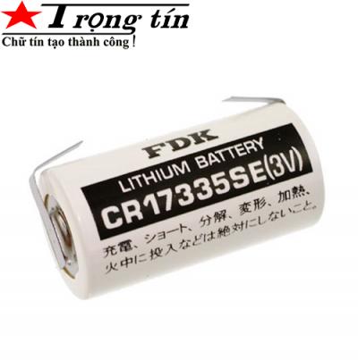 Pin nuôi nguồn FDK CR173350SE