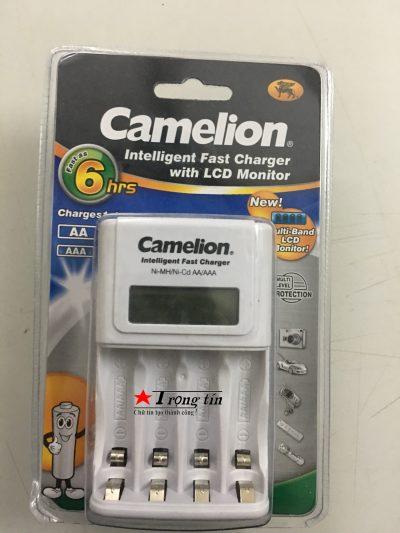 máy sạc pin camelion