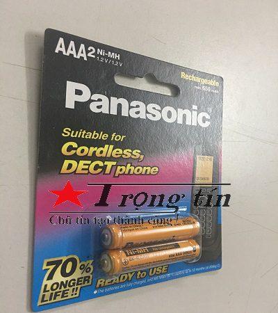 Pin điện thoại bàn Panasonic aaa