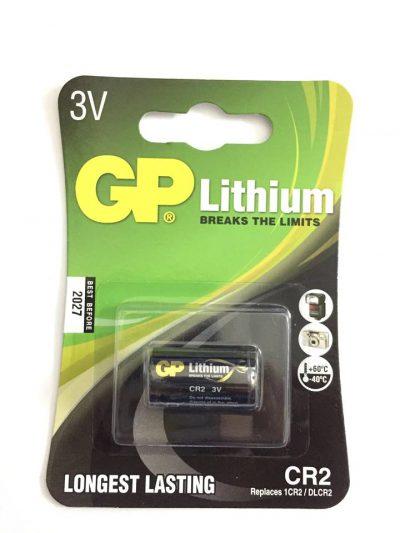 Pin CR2 Lithium GP chính hãng