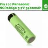 Pin sạc Panasonic NCR18650