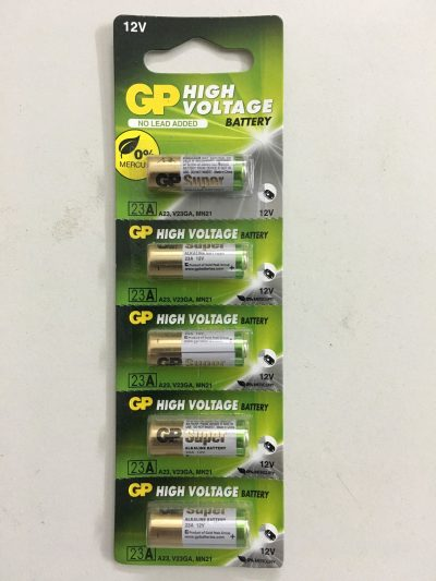 Pin 23A GP Alkaline