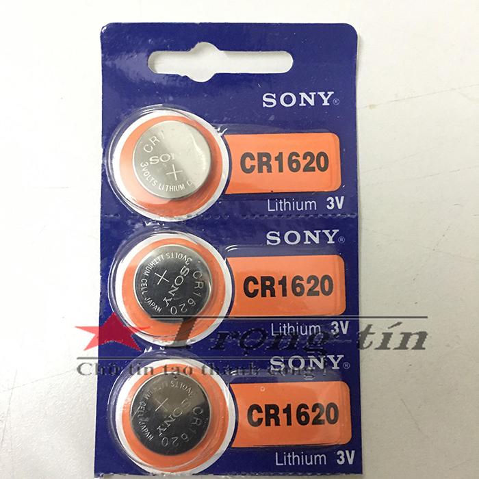 pin Cr1620 Sony