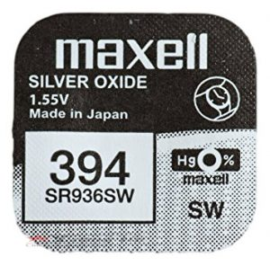 Pin đồng hồ SR396SW Sony