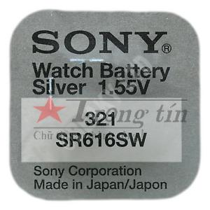 Pin đồng hồ SR616SW Sony
