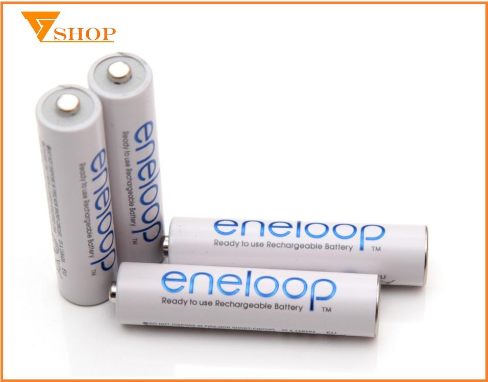 Pin Eneloop AA chính hãng chất lượng cao