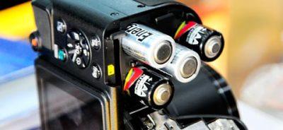 pin dùng cho máy ảnh