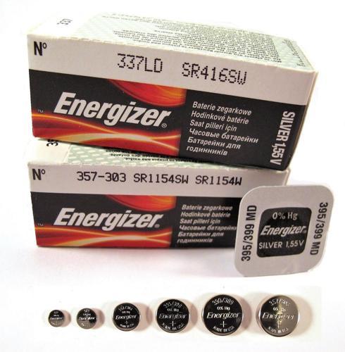 pin đồng hồ đeo tay Energizer