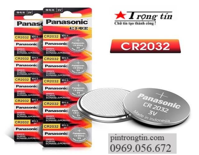 Pin Cr2032 hãng nào tốt