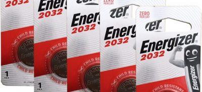 pin cr2032 chính hãng energizer