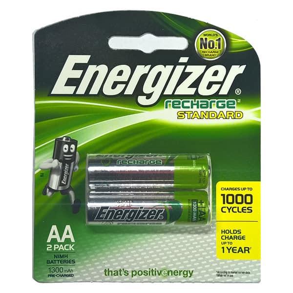 pin sạc aa energizer chính hãng