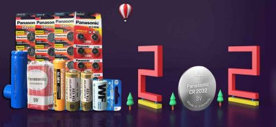 pin cr2032 panasonic