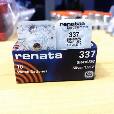pin đồng hồ renata sr416sw