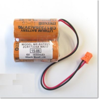 pin mr-bat6v1 maxell
