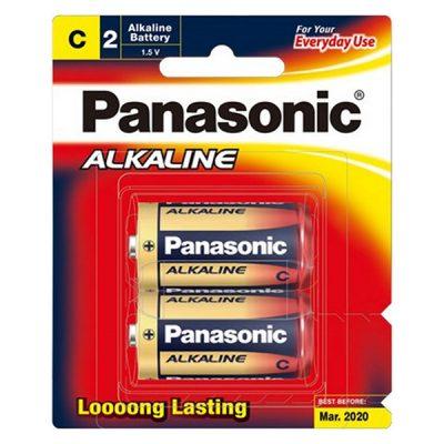 pin trung panasonic alkaline